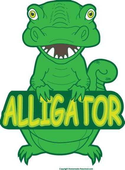 alligator clipart