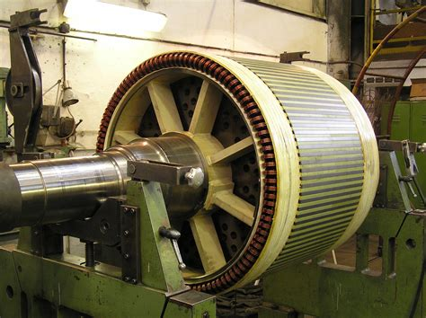 Electric Motor Balancing by Electric Motor Repairs Arcelormittal Engineering