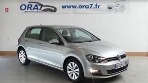 Volkswagen Golf 7 2 0 Tdi 150 Fap Bluemotion Technology Confortline Occasion à Lyon Neuville Sur