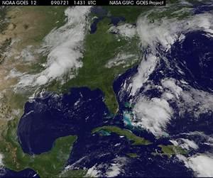 NATIONAL WEATHER ONLINE - HEADLINES: NASA: GOES Satellite ...