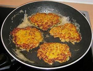 Kartoffel Kürbis Puffer : m hren kartoffel puffer rezept mit bild von ~ Lizthompson.info Haus und Dekorationen