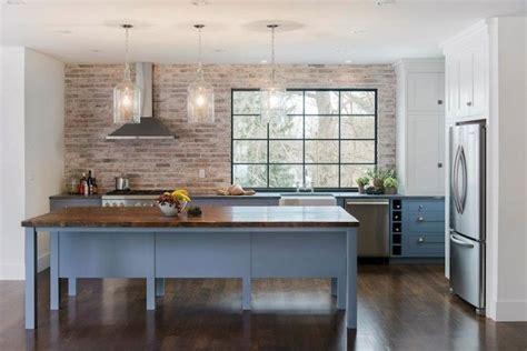 tiled kitchen backsplash kitchenbacksplash with butcher block countertops 2781