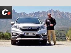 Honda CRV SUV Prueba Análisis Test Review en