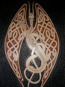 Celtic Dragon With Sword by TradArcher on DeviantArt