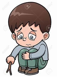 Sad Little Boy Clipart (62+)