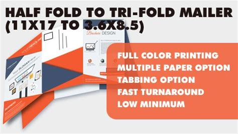 6x8 postcard template 11x17 folded in half to 11x8 5 and then half folded again