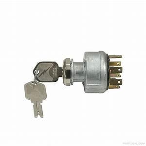 Pollak-pollak 3-position Ignition Starter Switch