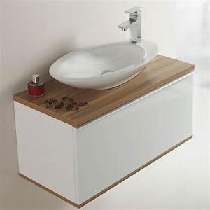 Handwaschbecken Gäste Wc : badm bel set g ste wc pure waschbecken handwaschbecken grau wenge eiche 80cm ebay ~ Sanjose-hotels-ca.com Haus und Dekorationen