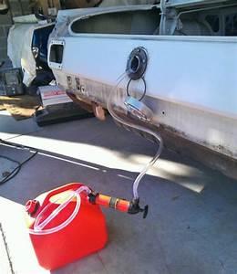 Mustang Fuel Tank Kit  1965