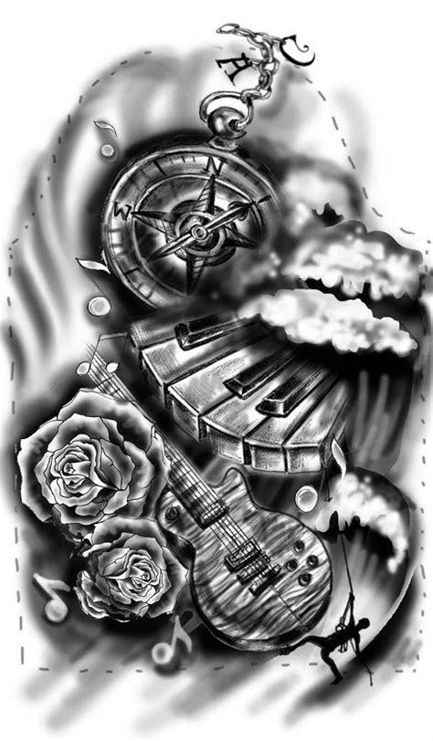 VeggieMuse Art and Design Blog: Custom Half Sleeve Tattoo Design | VEGGIEMUSE TATTOOS and FLASH