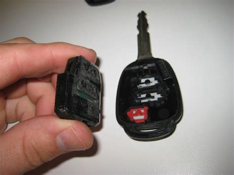 toyota rav key fob battery replacement guide