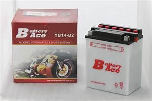 YB14-B2 Battery Ace   Kotkan Akkukeskus