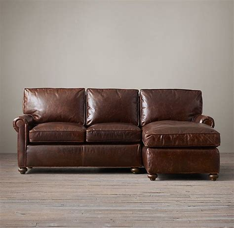 small leather sectional small leather sofa with chaise thesofa
