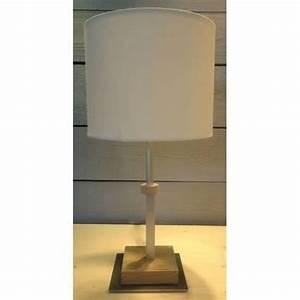 Lampe A Poser Pas Cher : lampe cylindre en bois huil e 60w boutica design achat ~ Teatrodelosmanantiales.com Idées de Décoration