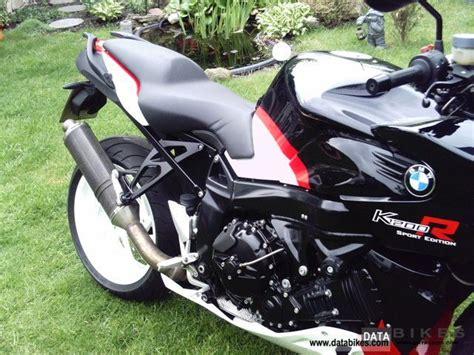 2008 Bmw K1200r Sport