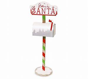 17 best santa mailbox images on pinterest diy christmas With letters to santa mailbox decoration