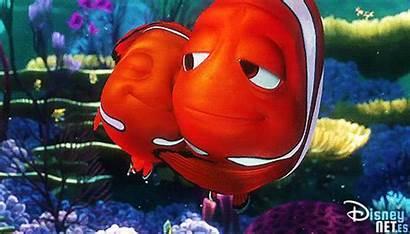 Disney Pixar Nemo Gifs Buscando Finding Animados