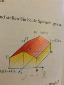 Dachfläche Berechnen Formel : geometrie schr gbild eines hauses mathelounge ~ Themetempest.com Abrechnung