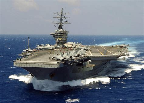 Eisenhower Carrier Strike Group receives COVID-19 vaccines