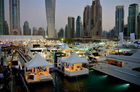 Boat Manufacturers Show by Universe How To Dubai International Boat Show 2014