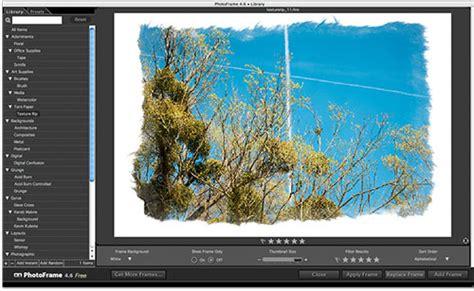 retouche un plugin gratuit pour de beaux cadres photo