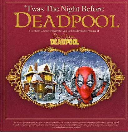 Deadpool Upon Once Passes Win Select Screening