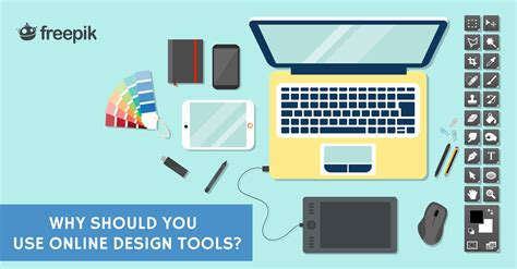 Why Should You Use Online Design Tools?