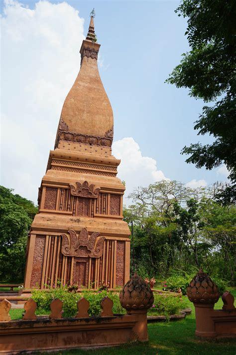 วิหารล้านช้างและหอไตรล้านช้าง (70) - Muang Boran Museum ...