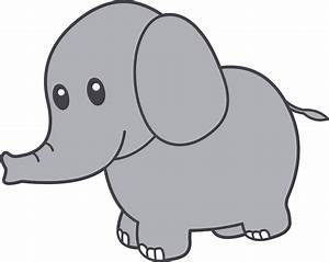 Elephant Clip Art | Clipart Panda - Free Clipart Images