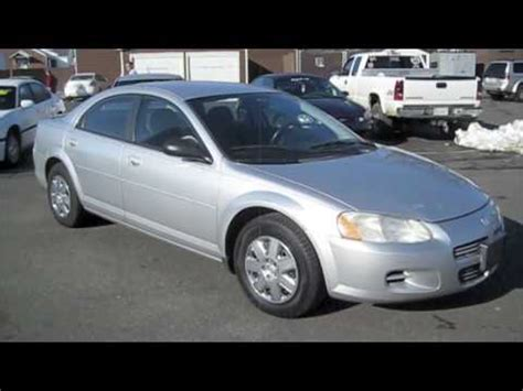 buy car manuals 2003 dodge stratus head up display 2002 dodge stratus se start up engine and full tour youtube
