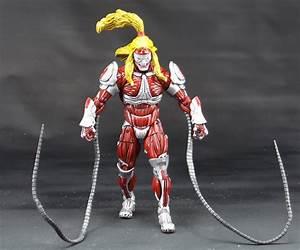 Omega Red - Movie Concept - Marvel Legends - HissTank.com