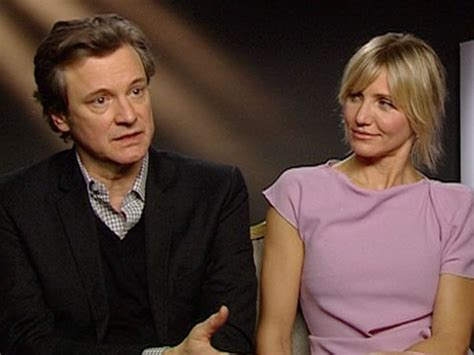 colin firth and cameron diaz on heist gambit
