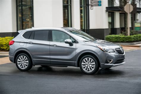 2019 Buick Envision Gets Midcycle Refresh Autotribute