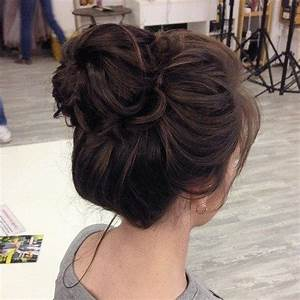 15 Easy And Pretty Top Knot Hairstyles Summer Curly