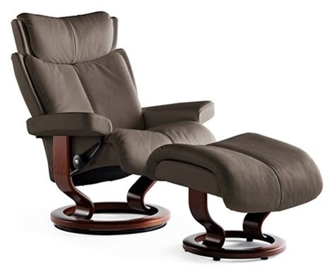 Stressless Recliner Chairs by Stressless Magic Stressless Leather Recliner Chairs