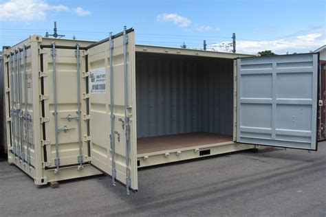 Shipping Container For Storage  Container House Design