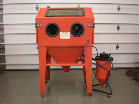 Central Pneumatic Blast Cabinet Reclaimer Kit by Harbor Freight Blasting Cabinet Restorations