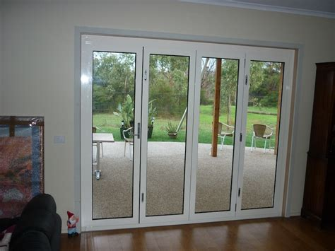 aluminium bifold doors  melbourne homes bi fold doors