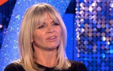 Grieving Zoe Ball responds to messages of sympathy from ...