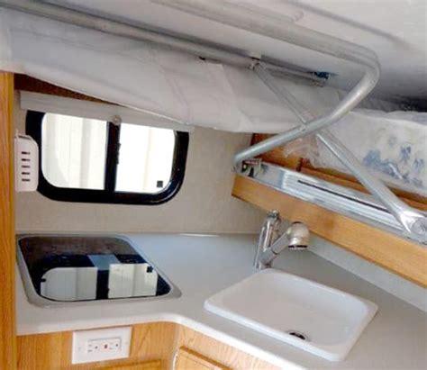 northstar sc short bed pop  truck camper