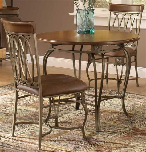 dinette sets hillsdale montello dining table 36 inch 41541 810