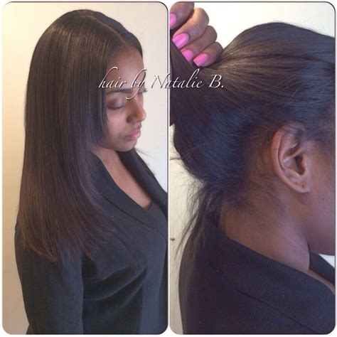 Weaving Hairstyles Sew In by Extremely Looking Versatile Sew In Flawless Sew