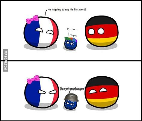 Germany memes subscribe for more what memes would you like to see next. Countryballs France And Germany Gratuit | Blaguesfun