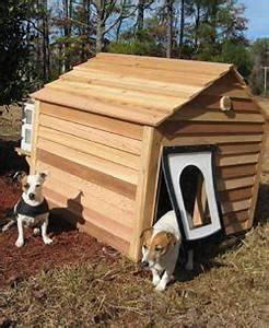 Air conditioned dog houses for How to build an air conditioned dog house