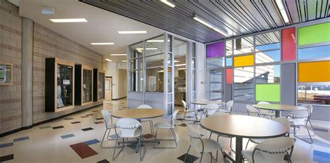 Triumph High School - RB+B Architects