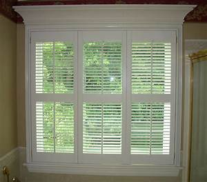 Beautiful, Interior, Window, Shutters, To, Adorn, Your, Room