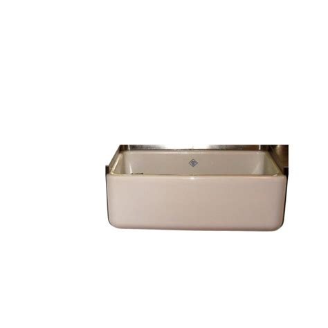 Shaw Farm Sink Rc3018 by Rohl Shaws Sinks Rc3018 Original Fireclay Apron Sink