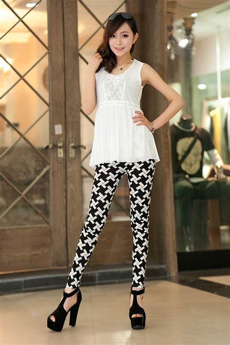 legging wanita import motif terbaru terbaru jual