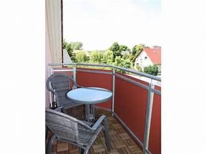 ferienwohnung quotmuritzblickquot1 raum app mit balkon blick With französischer balkon mit wc im garten