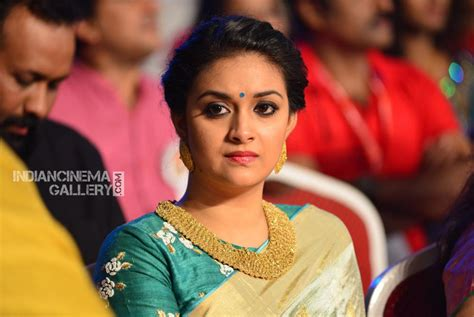 Keerthi Suresh At Asianet Film Awards 2018 3